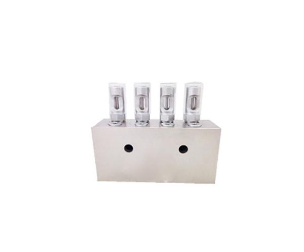 SDPQ-L、SSPQ-L系列双线分配器(20MPa)