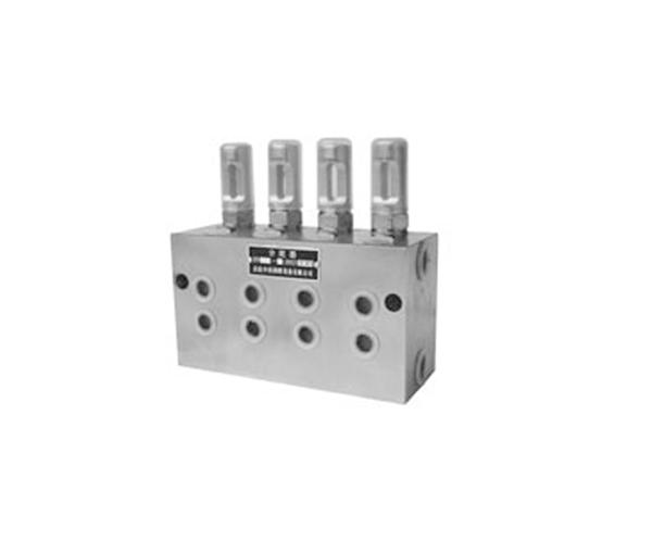 VSKH-KR系列双线分配器(40MPa)