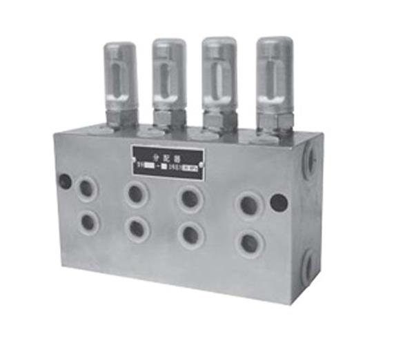 KW系列双线分配器(20MPa)