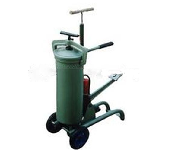 JRB-X3型脚踏润滑泵