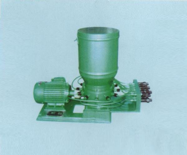 WDB型多点润滑泵