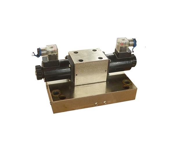 DEF-10型电磁换向阀