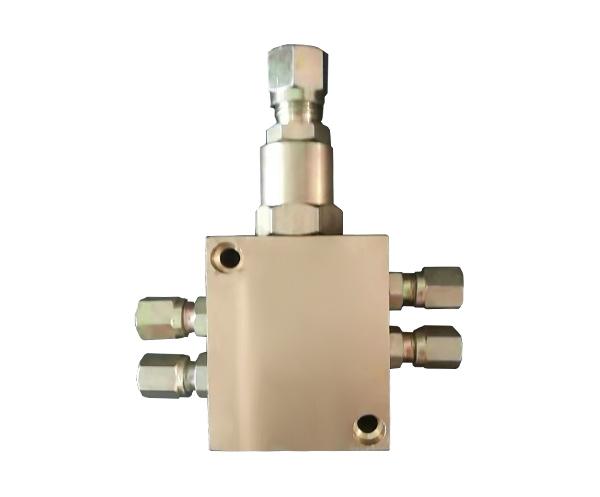 JS、AJS 系列油气分配器